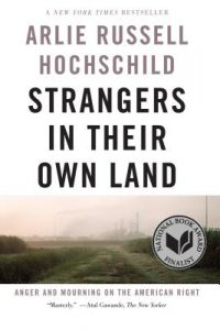 Strangers in Their Own Land - bookcover